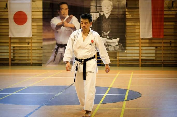 Staż techniczny z sensei Yoshinobu Ohta