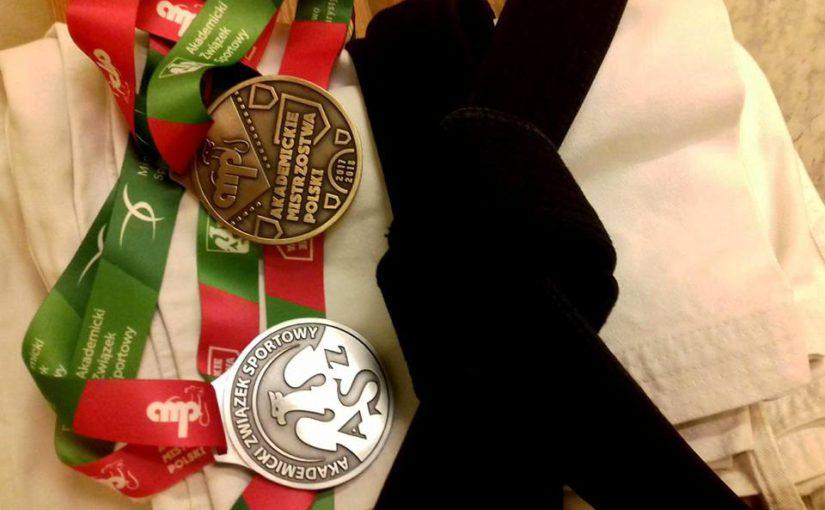 Akademickie Mistrzostwa Polski Karate WKF