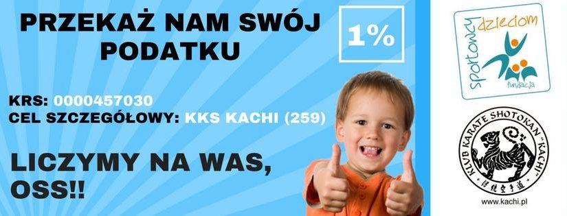 1% dla Kachi